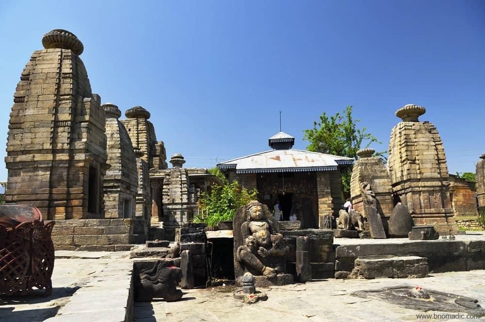 Baijanath Group of Shiva Temple
