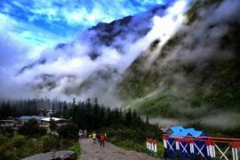 Ghangaria Village - A Pleasing stop-off while trekking to the Valley of Flowers and Hemkund Sahib