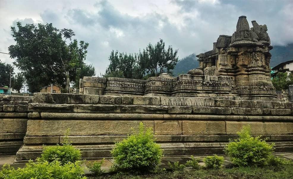 Gujar Dev Temple Ruins, Dwarahat