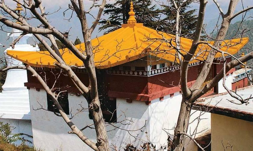 Gwaldam Budhist Gompa