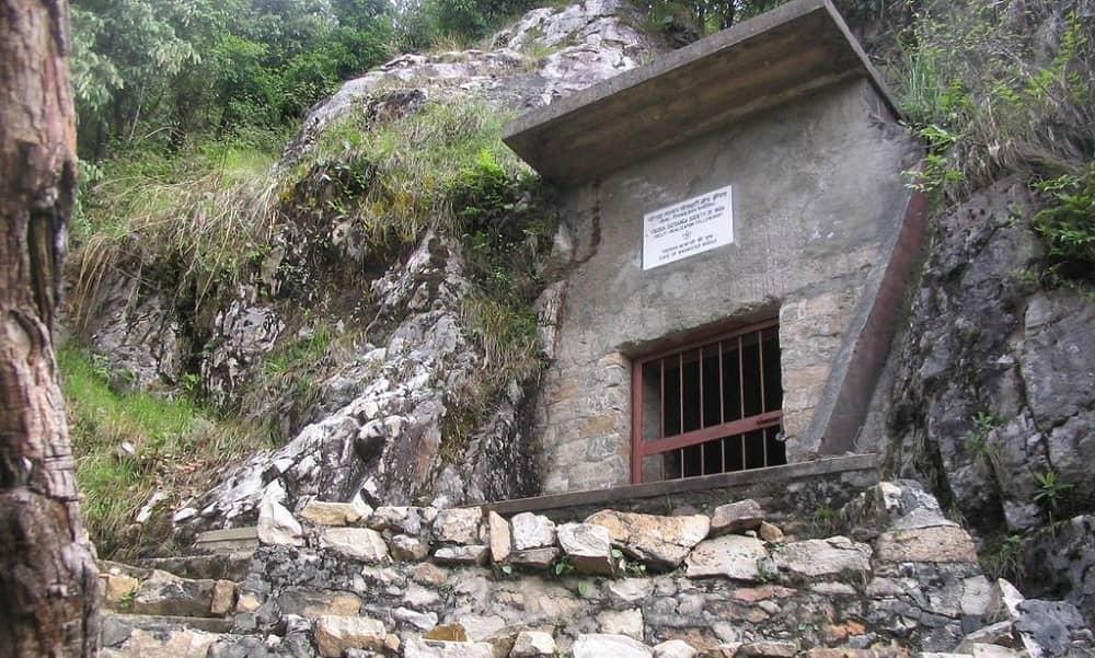 Mahavatar Babaji Cave Kukucchina Himalayas