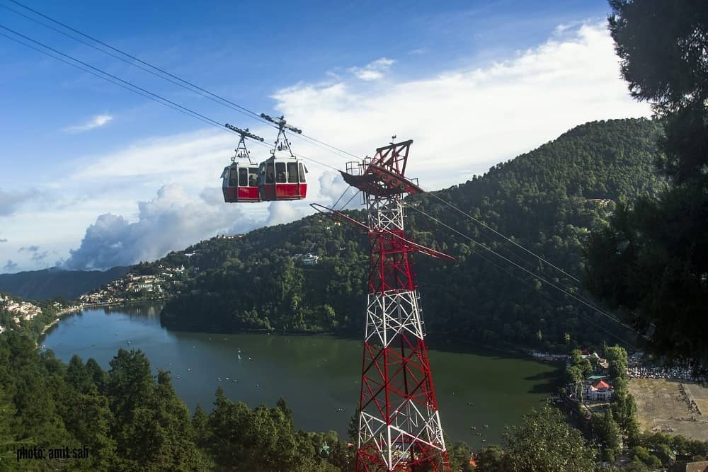 Cable Car Ride in Nainital