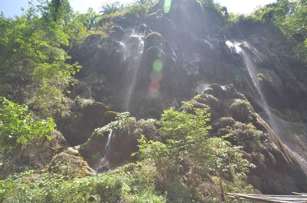 Patna Waterfall Phool Chatti Rishikesh Uttarakhand