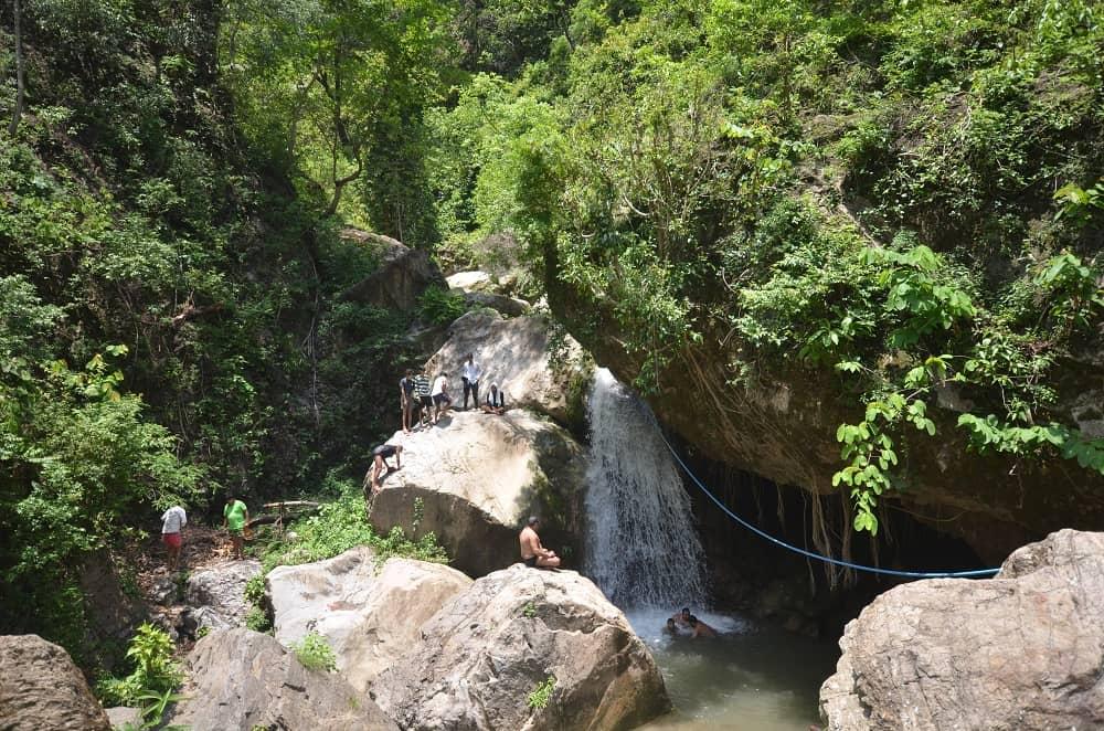 kali Kund Waterfall Rattapani Rishikesh