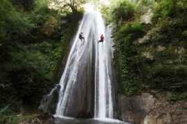Top 5 Places For Waterfalls Rappelling & Abseiling in Rishikesh