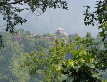Anand-Lok-temple-and-Asrham-sirasu-vaillge-rishikesh