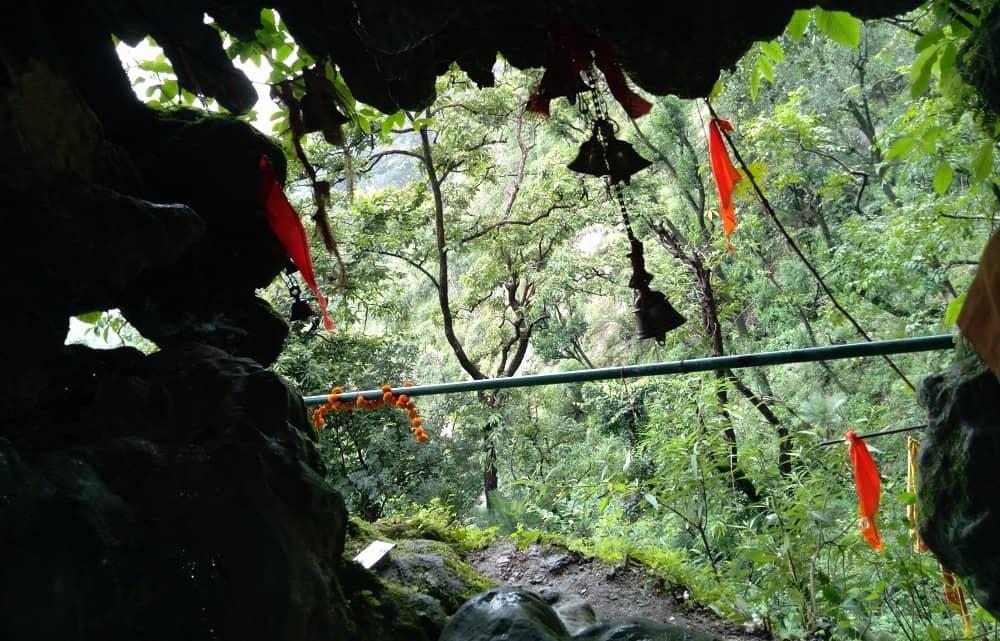 Mahadev Cave Tapovan Rishikesh