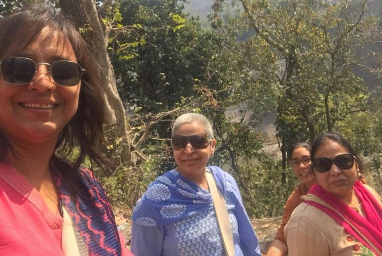 Tours With A Private Female Guide For Active Women Only in Rishikesh