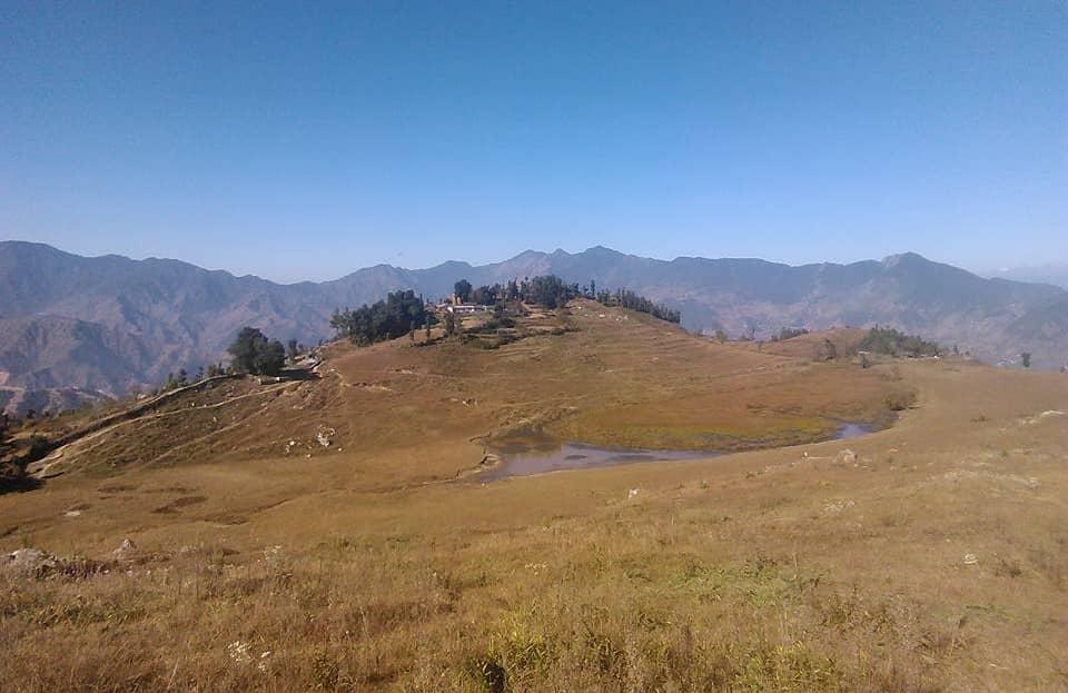 Benital Lake Uttarakhand
