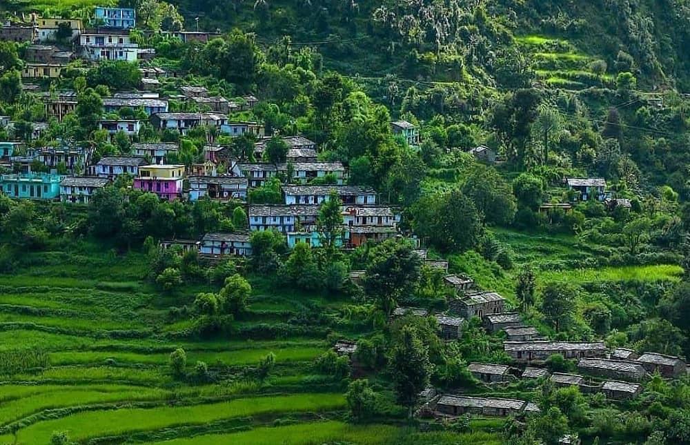 Benital Village Uttarakhand